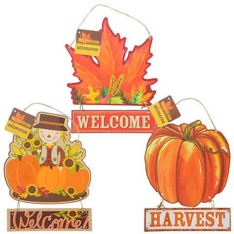 Homemade Mouse Costume For Men (Glittery Hanging Welcome Pumpkin Festive sign ( May Vary)