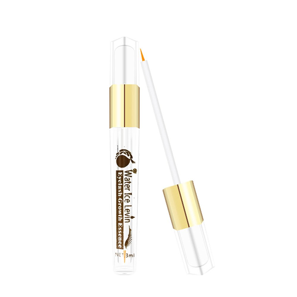 LEERYAAY Women Makeup 3ML Eyelash Enhancer Eyebrow Eye Lash Rapid Growth Serum Liquid Eyes Makeup