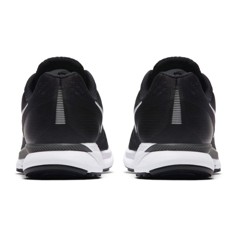 NIKE Women's Air Zoom Pegasus 34 Black/White Dark Grey Running Shoe 10 Women US by NIKE (Image #2)