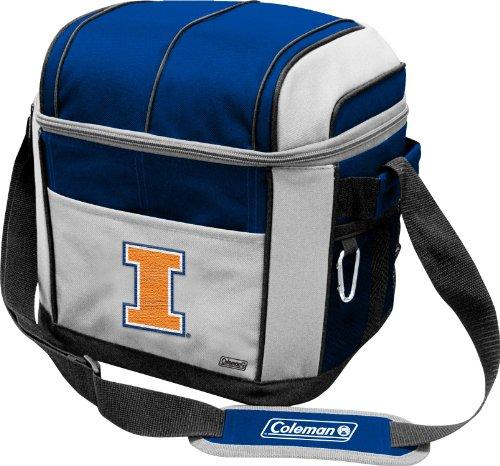 (NCAA Illinois Fighting Illini 50 Can Soft Sided Cooler)
