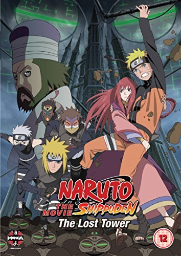 Naruto - Shippuden: The Movie 4 - The Lost Tower DVD by ...
