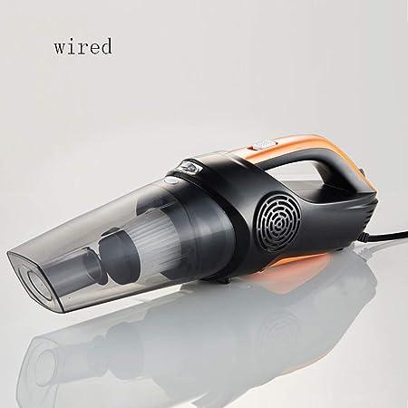 LCTXCQ 120W Aspirador de Mano Inalámbrico/Limpiador alámbrico Aspirador Potente Recargable para el Cabello de Mascotas para la Limpieza del hogar y del automóvil (Color : A): Amazon.es: Hogar