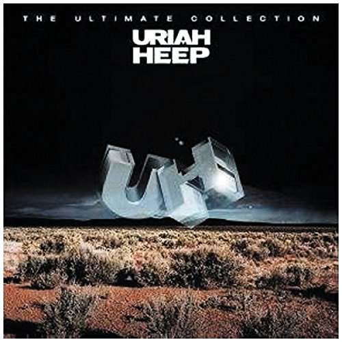 CD : Uriah Heep - Easy Livin: The Ultimate Collection (United Kingdom - Import, 2 Disc)