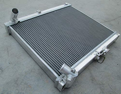 3 Core 56mm For 1986 1987 1988 mazda RX7 FC3S S4 aluminum radiator 86 87 88