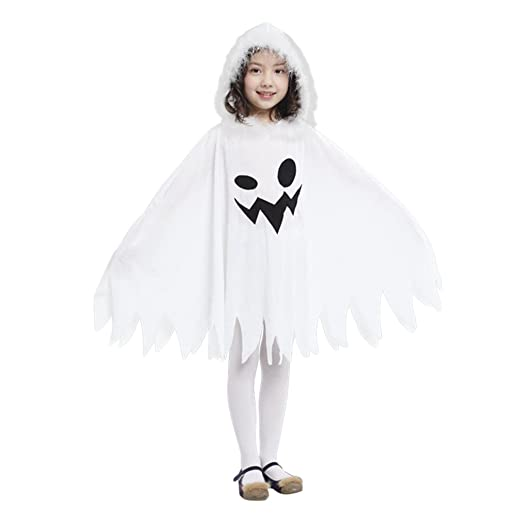 Charmant Jimall Girls Halloween Costumes Ghost Scary Fanny Dress 3 4 Years