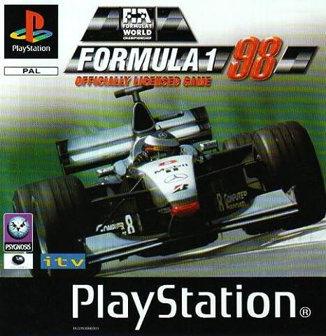 Playstation 1 - Formula 1 98: Amazon.es: Videojuegos