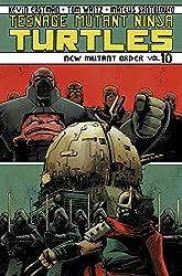Teenage Mutant Ninja Turtles Volume 10: New Mutant Order (Teenage Mutant Ninja Turtles Ongoing Tp)