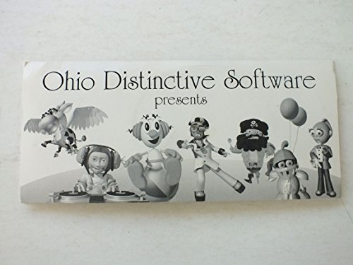 Ohio Distinctive Software Edgar the Owl Teacher's Edition 4CD's