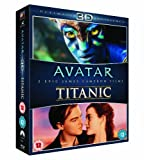 James Camerons Avatar / Titanic Blu-ray 3D Double Pack