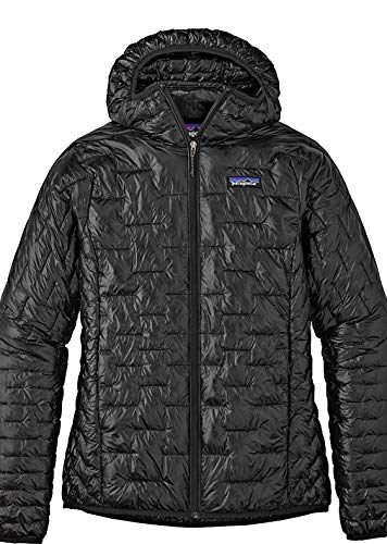 Patagonia Womans Micro Puff Jacket Sz L -