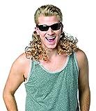 Rasta Imposta Men's Hair Dudes Curly, Blonde, One Size