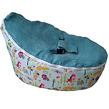 Pleasing Baby Bean Bag Chair Cozy Adaptable Newborn Seat Lounger Lightweight And Portable Anti Flat Bralicious Painted Fabric Chair Ideas Braliciousco
