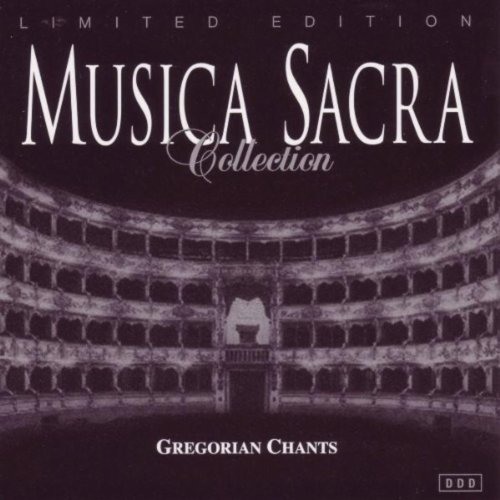 Musica Sacra Collection - Gregorianik Gregorianische Gesänge Gregorian - Gregorian Collection