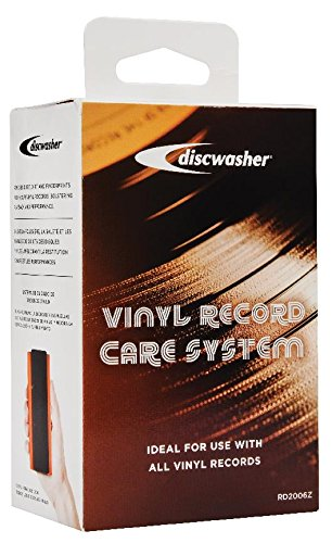 Discwasher Vinyl Record Care System by RCA