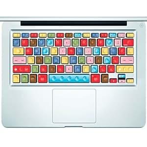 Airshopp pegatinas protectoras para teclado de macbook for Diseno piezas infantiles
