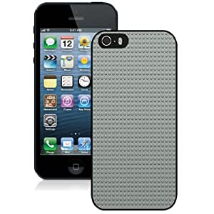 Personalized Phone Case Design with Gray LEGO Dots Pattern iPhone 5s Wallpaper