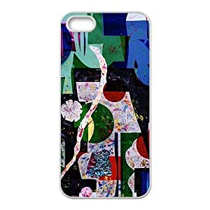 Abstract art Diy For Touch 5 Case Cover (PC)