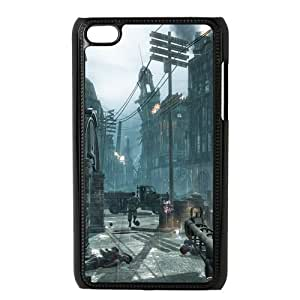 Custom Call Of Duty Hard Back Cover Case for ipod 4 OC-1685