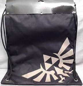 Legend of ZELDA Triforce Logo CINCH BAG Sack Backpack