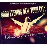 グッド・イヴニング・ニューヨーク・シティ~ベスト・ヒッツ・ライヴ(DVD付)