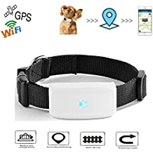 Gps Pet Tracker Anti-lost GPS Locating Pet Tracker, Activity Monitor Tracking in Real Time Free App, Smart Collar For Dog Cat Gps Location Tracker Support Android Ios TK911
