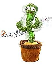 ShengOu Dansen Cactus, Dancing Cactus, Cactus speelgoed, Dansende Cactus, Dancing Cactus knuffeldier, Dancing Cactus knuffeldier
