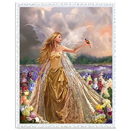 DIY DMC 14CT Unprinted Cross Stitch,Sets For Embroidery Kits
