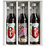 TasukuMiyuki SA470 gift set (two of fruit juice 100% grape juice 600ml 3 pieces)