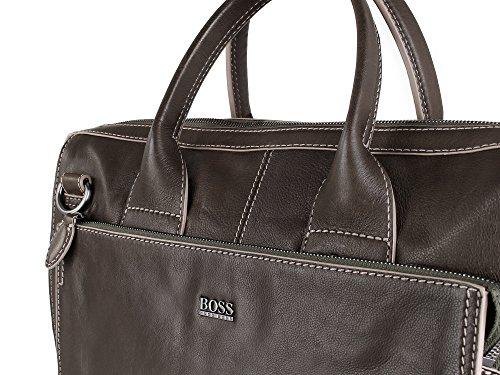 Himm Business-Tasche von Hugo Boss, braun
