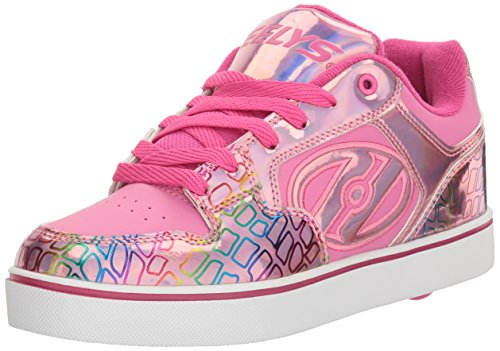 Heelys Kids' Motion Plus Sneaker - Pink/Light Pink/Multi ...