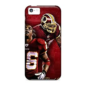 High Quality Washington Redskins Cases For Iphone 5c / Perfect Cases