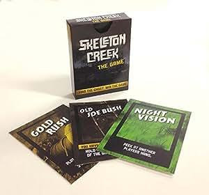 Skeleton Creek The Card Game