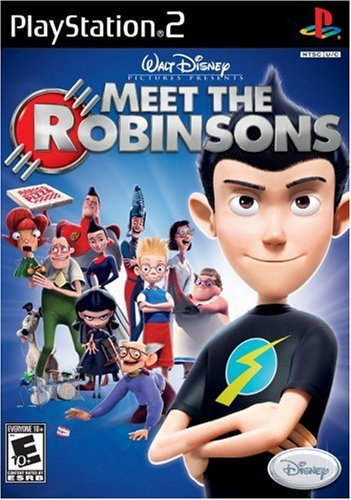 Meet the Robinsons - PlayStation 2