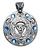 Jewels of the Moon for Clairvoyance and Psychic Ability Pendant Amulet Talisman