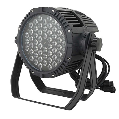 TC-Home Pro 54x3W RGBW LED Light Waterproof PAR64 DMX512 4CH/8CH IP65 DJ Stage Lighting
