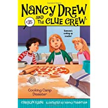 Cooking Camp Disaster (Nancy Drew and the Clue Crew)