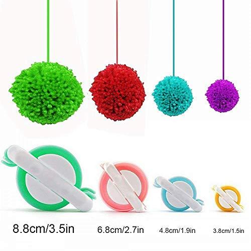Buy pom pom maker clover