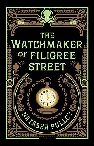 """The Watchmaker of Filigree Street"" av Natasha Pulley"