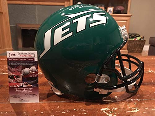 Sam Darnold New York Jets Helmet 61492bb7c