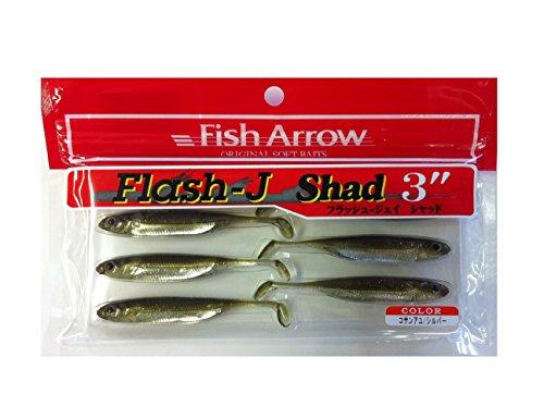 Fish Arrow/피쉬아로《―》 Flash-J SHAD/플래쉬 제이 쉐드 3inch