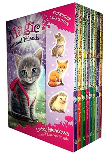 Magic Animal Friends Series 1 and 2 - 8 Books Box Set Collection (Books 1 To 8)