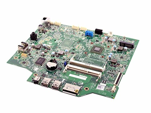 Dell Inspiron 20 3045 All In One DDR3 SDRAM 2 Memory Slots 4 USB Ports MotherBoard DK46J 0DK46J CN-0DK46J - In Motherboard One All