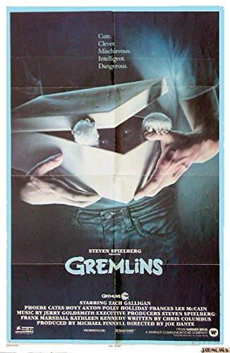 Gremlins 27×41 Movie Poster