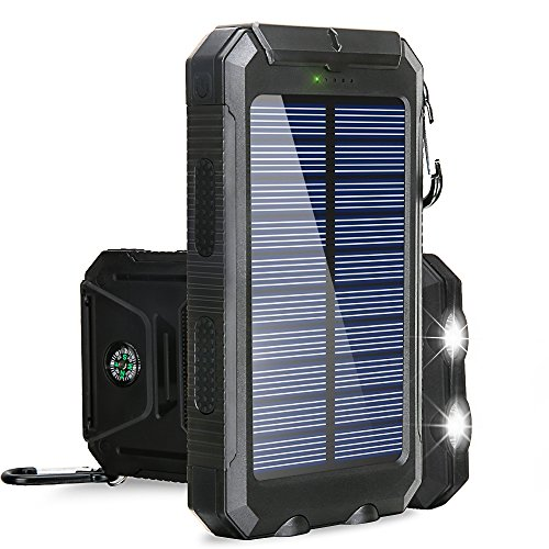 Solar Portable Power Bank - 6