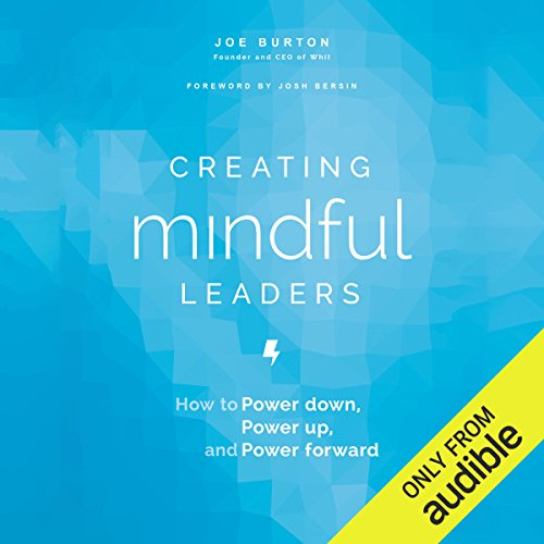Creating Mindful Leaders: How to Power Down, Power Up, and Power Forward