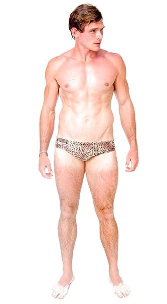Amazon.com: Pro de los hombres Bañador para hombre traje de ...