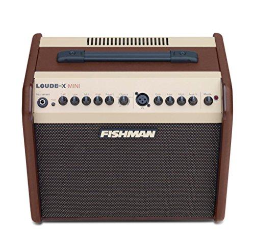 Fishman Loudbox Mini PRO-LBX-500 Acoustic Instrument Amplifier w/Bonus Fishman FT-2 Tuner 605609107190 -