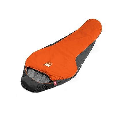 sac de couchage Camping Sac de couchage momie automne et Voyage en plein air d'hiver sur l'extérieur des sacs de couchage pour adultes de pied pour garder au chaud sac de couchage en plein air