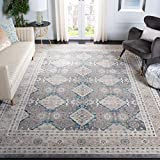 Safavieh Sofia Collection Vintage Light Grey and
