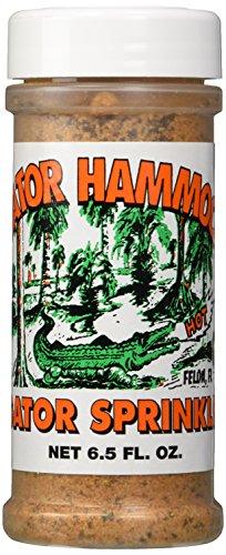 Rub Edamame - Gator Hammock Gator Sprinkle